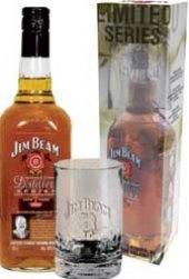 Bourbon Distillers7 YO Jim Beam - dárkové balení