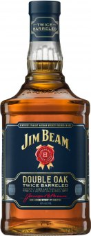 Bourbon Double Oak Jim Beam