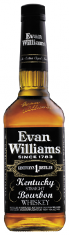 Bourbon Evan Williams Rudolf Jelínek