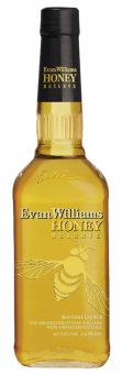 Bourbon Honey Evan Williams Reserve Rudolf Jelínek