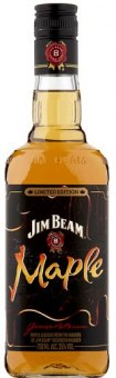 Bourbon Maple Jim Beam