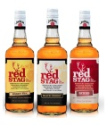 Bourbon Red Stag Jim Beam