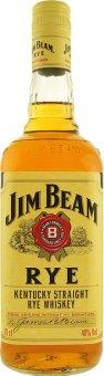 Bourbon Rye Jim Beam