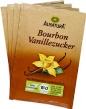 Vanilkový cukr Bourbon Alnatura