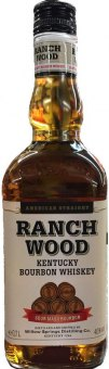 Bourbon whisky Ranch Wood Kentucky