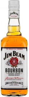 Bourbon White Jim Beam