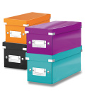 Box na CD a DVD Leitz Click & Store