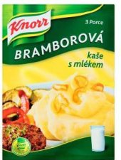 Bramborová kaše v prášku Knorr