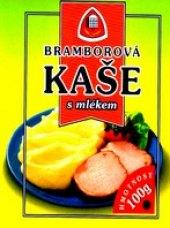 Bramborová kaše s mlékem v prášku Mlýn Brabec