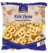 Bramborové Kids Faces mražené Metro Chef