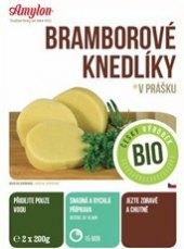 Bramborové knedlíky v prášku bio Amylon