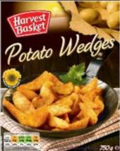 Bramborové kousky mražené Harvest Basket
