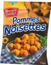 Krokety mražené Harvest Basket