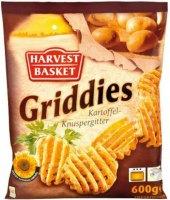 Mřížky bramborové mražené Harvest Basket