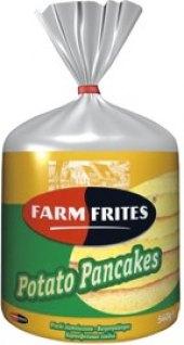 Placky bramborové mražené Farm Frites