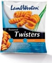 Spirály bramborové mražené Lamb Weston