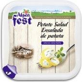 Bramborový salát s jogurtovým krémem a pažitkou Alpen Fest