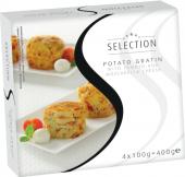 Gratinované brambory mražené Selection
