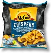 Brambory mražené Crispers McCain