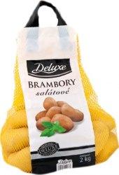 Salátové brambory Deluxe