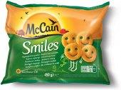 Brambory mražené Smiles Mc Cain