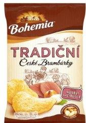 Brambůrky tradiční české Bohemia Chips