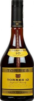Brandy 10 YO Gran Reserva Torres