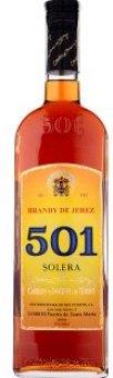 Brandy de Jerez 501 Bodegas