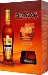 Brandy  7* Metaxa - dárkové balení
