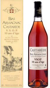 Brandy Armagnac VSOP Castarède