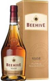Brandy French Premium Reserve V.S.O.P. Beehive