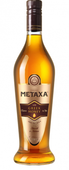 Brandy Greek Honey Metaxa
