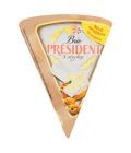 Sýr Brie s ořechy Président