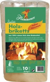 Brikety dřevěné Flammenco