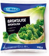 Brokolice mražená Nowaco
