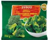 Brokolice mražená Tesco