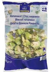 Brokolice romanesco mražená Horeca Select