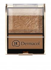 Pudr Bronzující paletka Dermacol