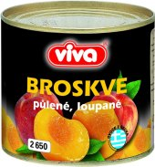 Broskve Viva