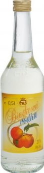 Vodka ochucená