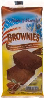 Řez čokoládový Brownies Meister Moulin