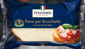 Chléb italský bílý Bruschetta Italiamo