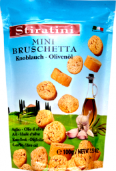 Bruschetta mini Stiratini