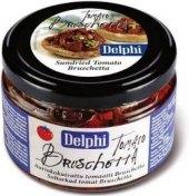 Bruschetta sušená rajčata Delphi
