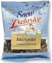 Brusinky v čokoládě Snow Exclusive
