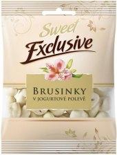 Brusinky v jogurtové polevě Sweet Exclusive Poex