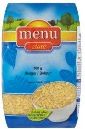 Bulgur Zlaté menu