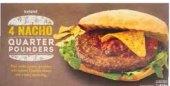 Burger hovězí mražený Iceland