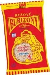 Burizony rýžové B.M. Kávoviny