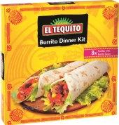 Burrito Dinner El Tequito